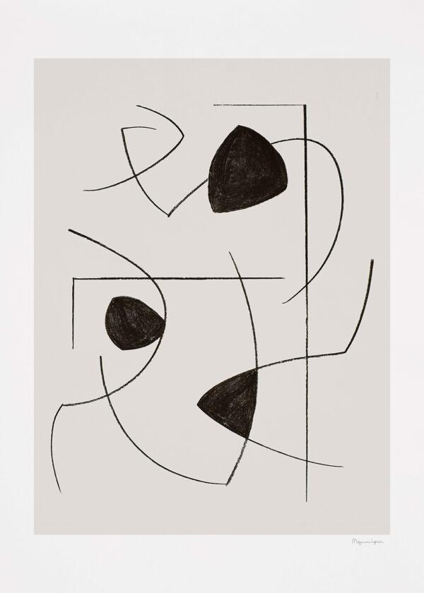 Berit Mogensen Lopez - Lines