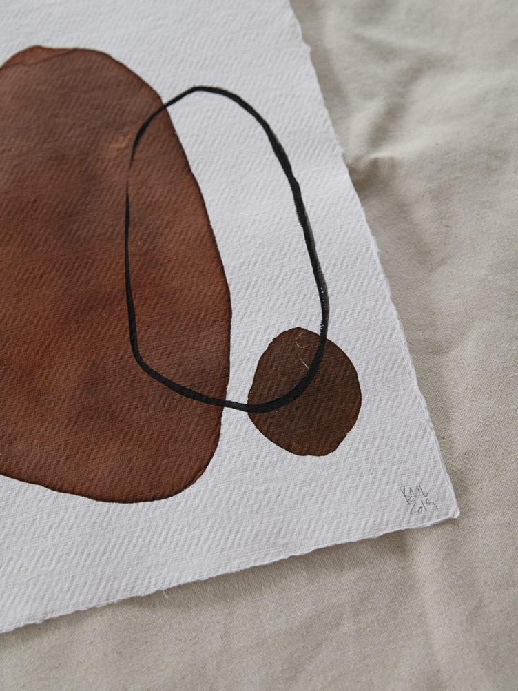 Berit Mogensen Lopez - Painted Gouache 03