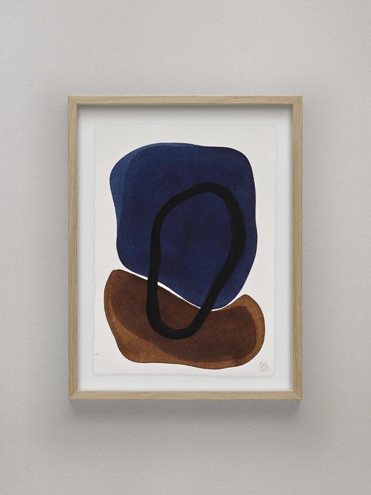 Berit Mogensen Lopez - Painted Gouache 06