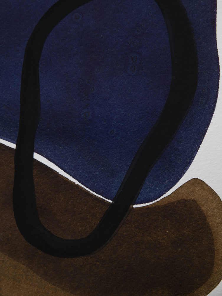 Berit Mogensen - Painted Gouache 06