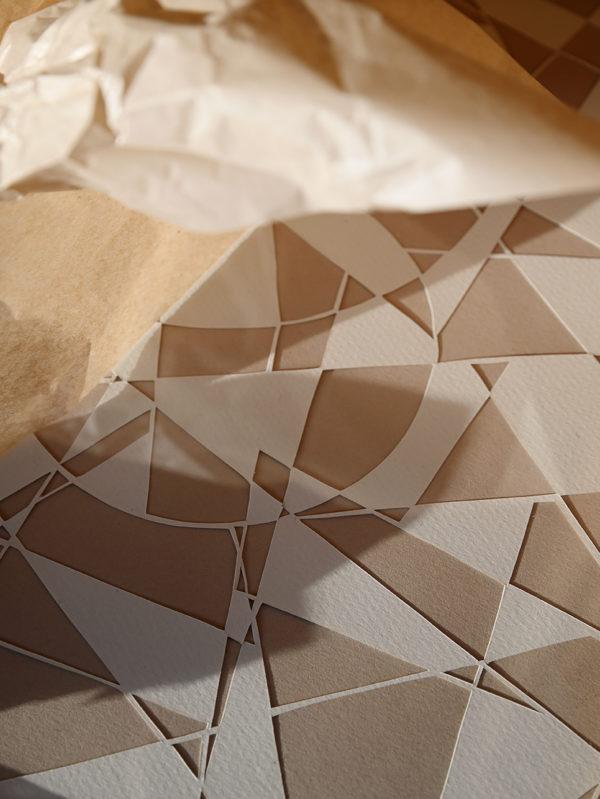 Christine Brage - Geometric World