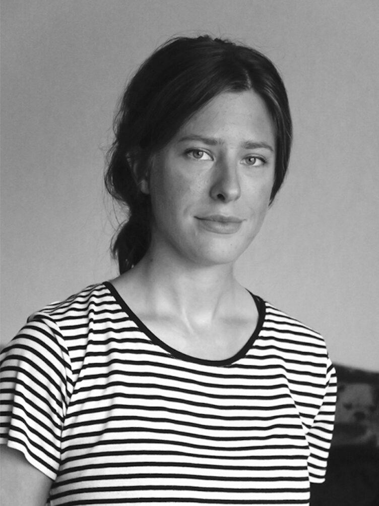 Julia Hallström Hjort - Portrait