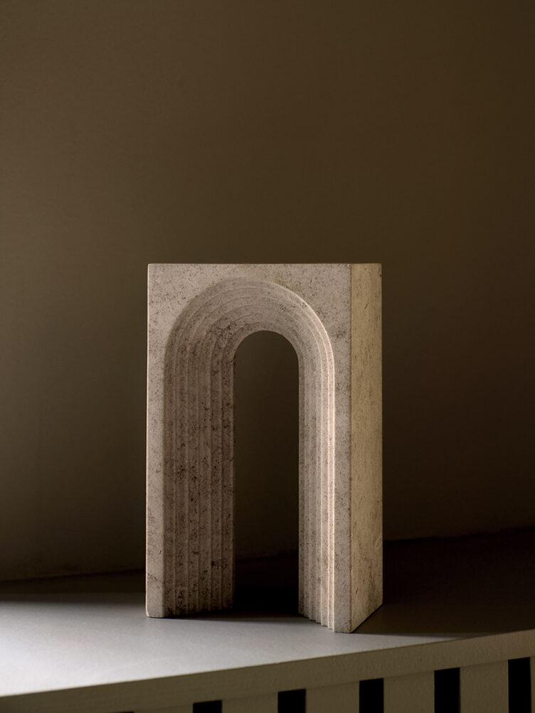 Norm Architects - Vault 01 - Moleanos Limestone
