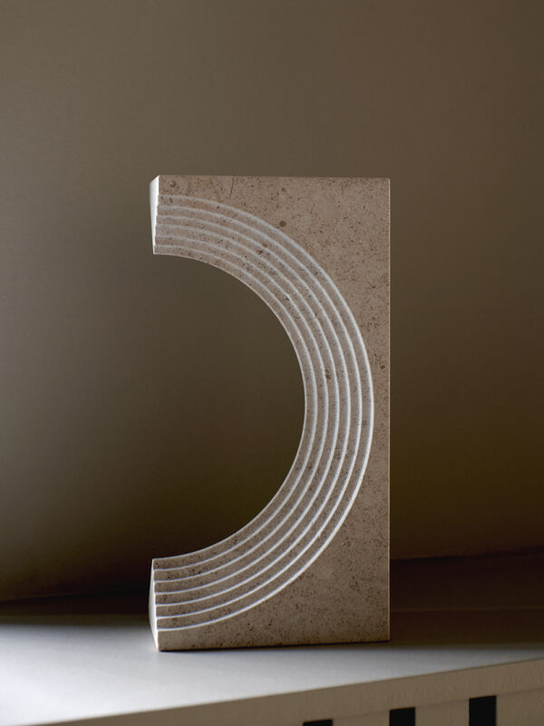 Norm Architects - Vault 03 Moleanos Limestone