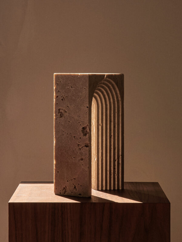 Norm Architects - Vault 01 - Roman Travertine