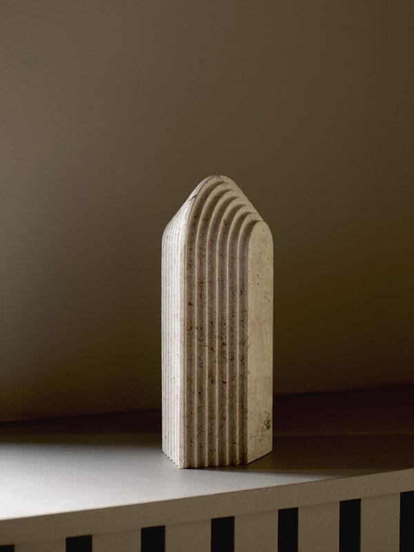 Norm Architects - Vault 02 Moleanos Limestone