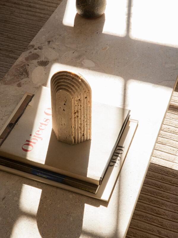 Norm Architects - Vault 02 - Roman Travertine