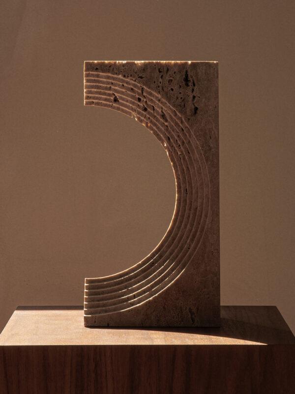 Norm Architects - Vault 03 - Roman Travertine