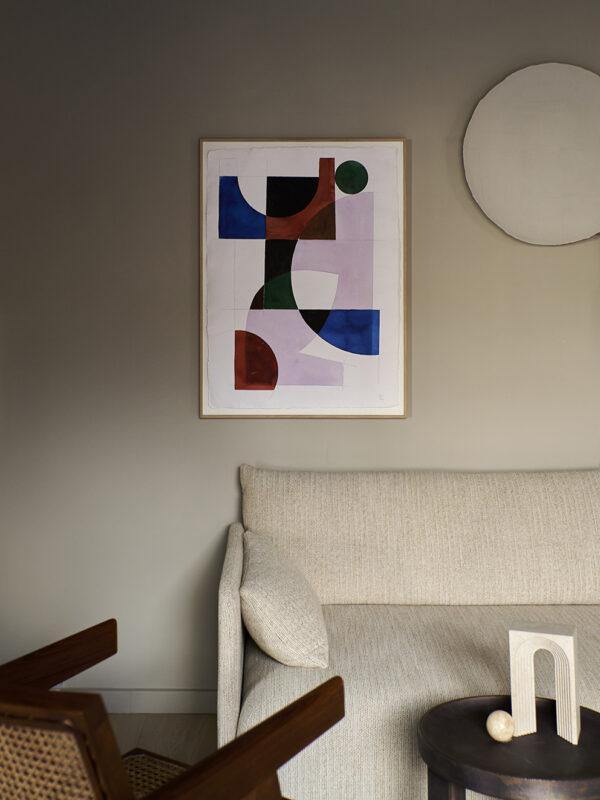Berit Mogensen - Combined Shapes