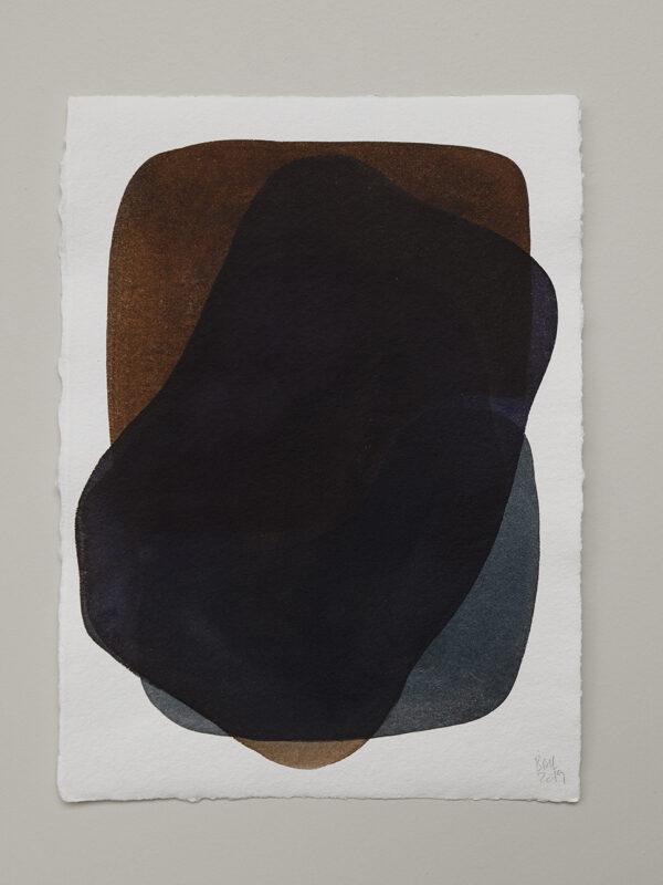 Berit Mogensen Lopez - Painted Gouache 01