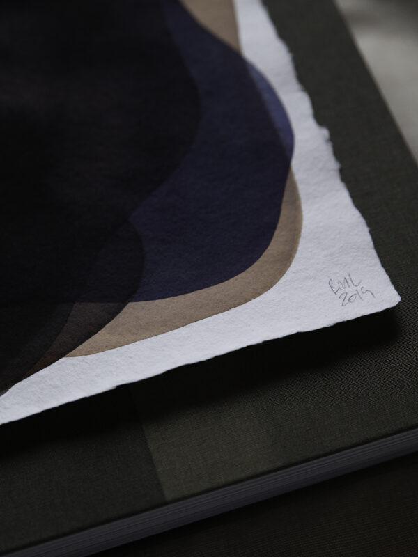 Berit Mogensen Lopez - Painted Gouache 05