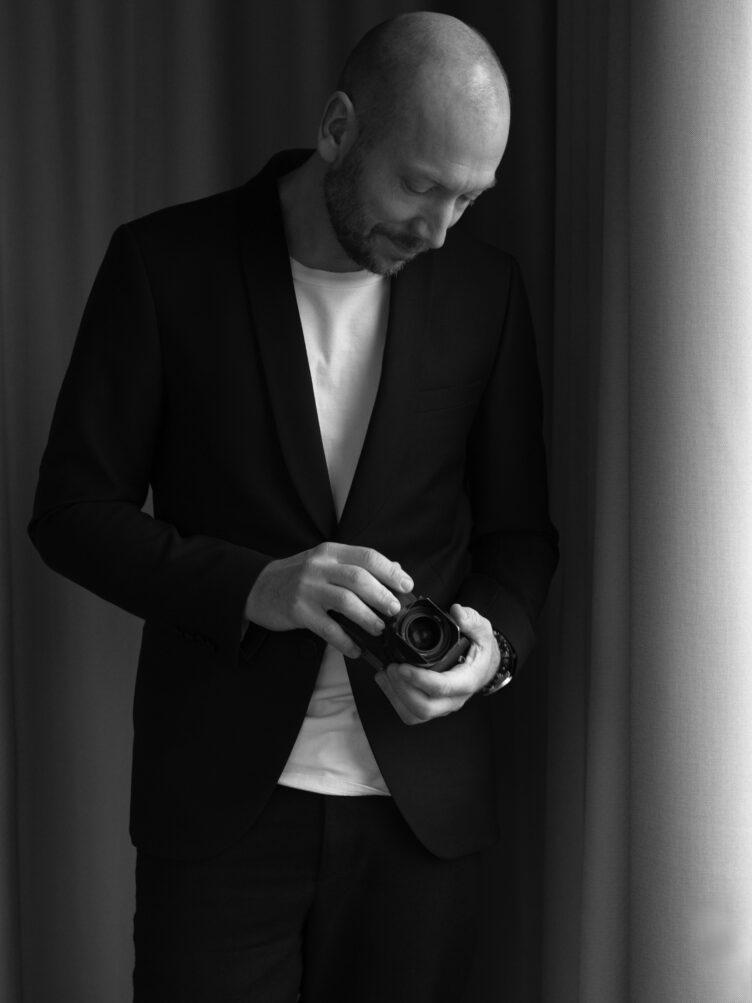 Jonas Bjerre-Poulsen - Portrait