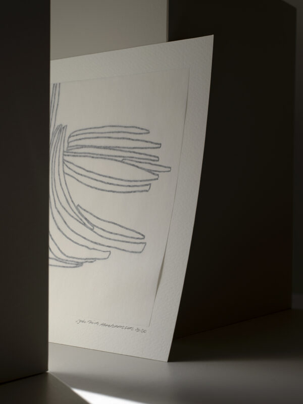 Leise Dich Abrahamsen - Lines and Notes 01