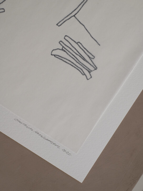 Leise Dich Abrahamsen - Lines and Notes 03