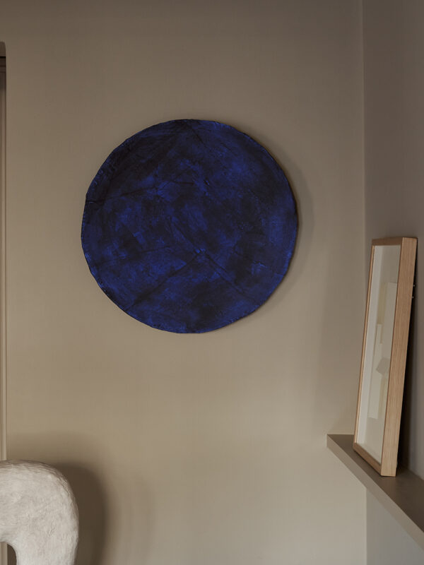 July Adrichem - Art Bowl Night Blue