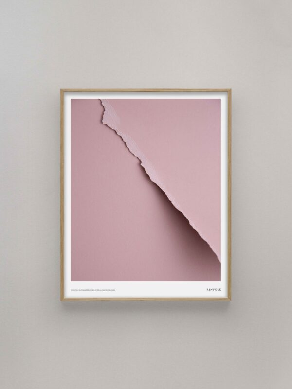 Kinfolk x Alium - Cecilie Jegsen, Accidental Artwork