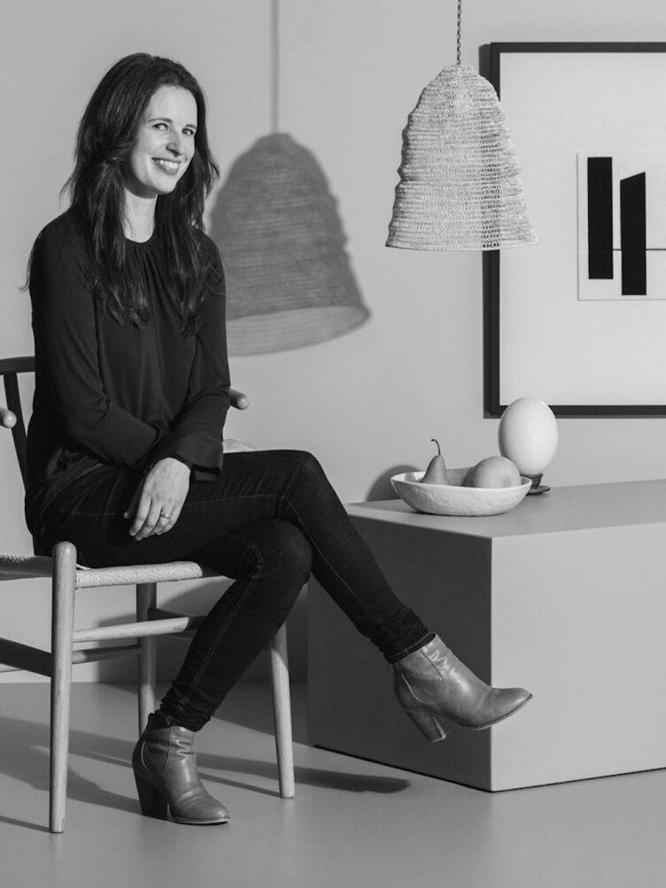 Jane Denton - Portrait